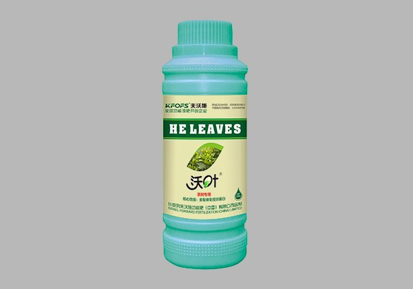 茶叶施肥全优营养方案-沃叶篇